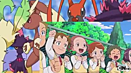 Pokemon s16 Ep15