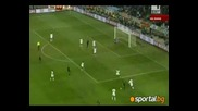World Cup 10 - Ghana 0 - 1 Germany