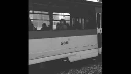 Люлин city трамвай
