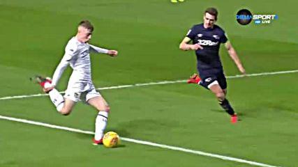 Лийдс Юнайтед - Дарби Каунти 1:0 /първо полувреме/
