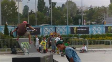 Skate зона On! Fest (4g)