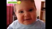 Луд смях с бебета !!!