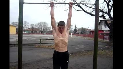 Street Fitness Малка Тренировка!!!