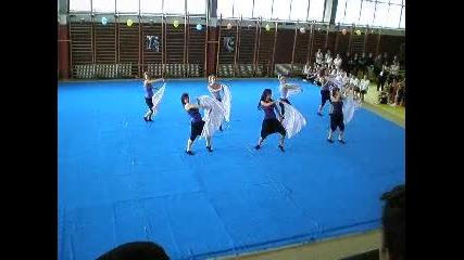 Нса 20 група празник на гимнастиката 18.05.2010г.