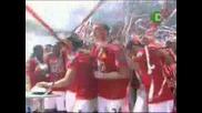 Манчестър Юнайтед Шампиони на Англия за 2009 година