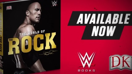 "Go inside ""The World of The Rock,"" available now"