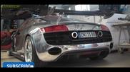 777 коня Mtm Audi R8 V10 Biturbo