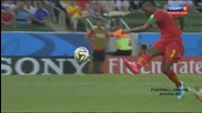 Германия 2:2 Гана 21.06.2014