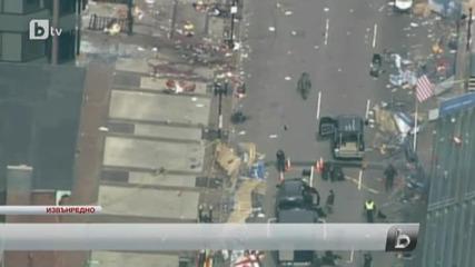 Експлозии в Бостън - Извънредна емисия новини на btv в 23:30 ч. - 15.04.2013 г.