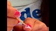 Как да си направите нокти! part3