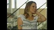 Hilary Duff and Rbd