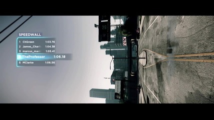 Need for Speed™ Most Wanted 2 Gameplay Video