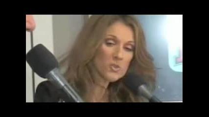 Celine Dion Bloopers