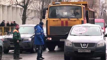"» Stop Xam » 113 - Оксана против Хамов | Акция "" Стопхам """