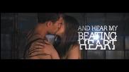 Премиера! 2o14 | Ellie Goulding - Beating Heart ( Lyric Video ) From '' Divergent'' + Превод