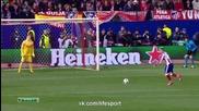 17.03.15 Атлетико Мадрид - Байер Леверкузен 3:2 (1:0) след дузпи *шампионска лига*
