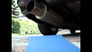 Откачен Звук От Nissan Skyline R33 Gts - T !