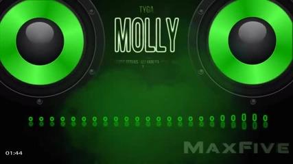 Tyga ft. Wiz Khalifa & Mally Mall - Molly (bass Boost)