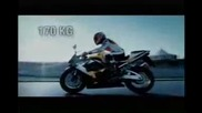 Honda Cbr929rr fireblade commercial video