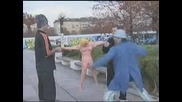Боби Турбото с надуваема кукла - голям смях!!!