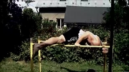 Street Workout - It's a Lifestyle (workout Motivation)