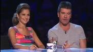 Factor 2009 - Duane Lamonte - Auditions 1