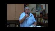 Нека носим Кръста си , всеки ден - Пастор Фахри Тахиров