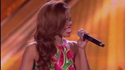 Stephanie Nala sings Chris Isaak's Wicked Games - Boot Camp - The X Factor Uk 2014