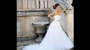 """Топ моделът Жана Янева зад кадър за """"сватбен каталог"""""""