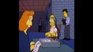 Homer на детектор на лъжата Яко Смях