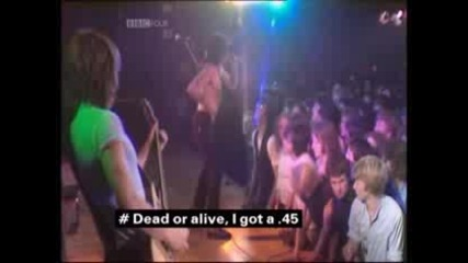 Ac/dc - Problem Child, Old Grey Whistle Test