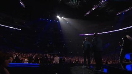 Eminem получава наградата за най - добър рап албум на 53 - те награди Грами