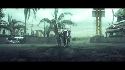 Hitman Absolution - Attack of the Saints Trailer * Перфектно Качество *