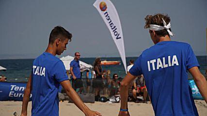 Европейското първенство по плажен тенис