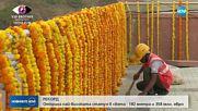 В Индия беше открита най-високата статуя в света