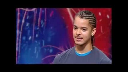 Freestyler - Джереми Линч - Britain s Got Talent 2008