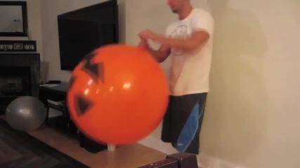 Prank vs. Prank - Номер с балони