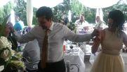 Сватбата на Михаела и Ивайло