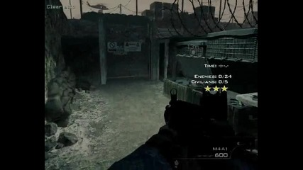 Mw 2 Spwcial Ops The pit Мои геймплей