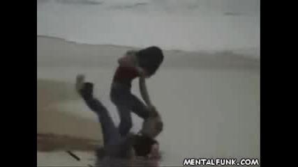 Женски Бой На Плажа
