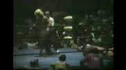 Ric Flair vs. Terry Funk - All Japan Pro Wrestling (1981)
