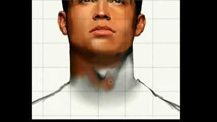 Как да нарисуваме Кристиано Роналдо с PhotoShop