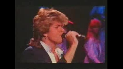 Wham! - Blue (live In China).flv