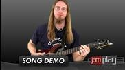 Основи на метъл китарата- демо песен от Jamplay