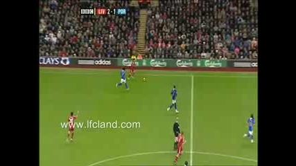Gol Na Fernando Torres - Liverpool