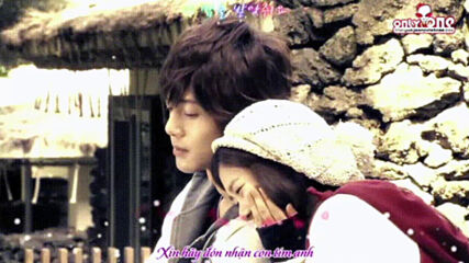 Baek Seung Jo & Oh Ha Ni Leona Lewis - Yesterday .mp4