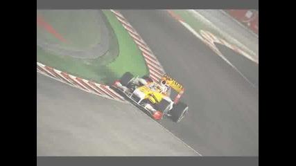 Снимки от Гран При На Сингапур Formula 1