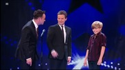 Britain's Got Talent 2011 Final_ Ronan Parke - Because Of You