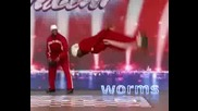 Американски Таланти - Брейк Танц