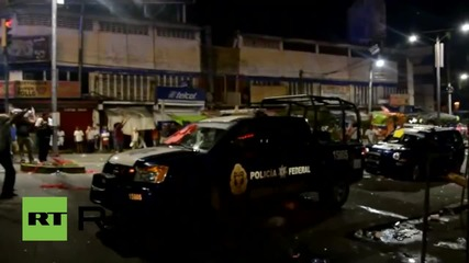 Mexico: Violent standoff results in release of three detained police officers
